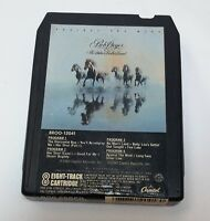 1980 Bob Seger and the Silver Bullet Band Against The Wind 8 Track Tape