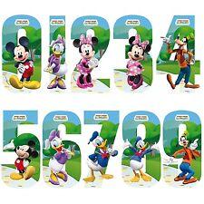 Disney's Mickey Mouse Wheelie Bin Numbers / Stickers Wheely Bin Sticker 0