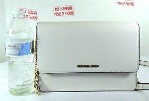 Michael Kors Gusset  Daniela Saffiano Leather Large Crossbody Messenger Bag