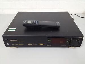 Panasonic NV-FS88 Video Cassette Recorder AV SVHS Nicam recorder