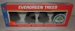 Life-Like Evergreen Trees #433-1907 NIB