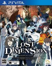 USED PS Vita Lost Dimension