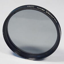Ø58mm polarizador filtro filtre einschraub screw en polarizer - (40211)