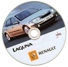 Renault Laguna II workshop manual workshop manual