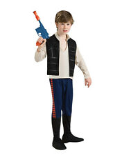 "Star Wars Kids Han Solo Costume Style 1, Large, Age 8-10, HEIGHT 4' 8"" - 5'"