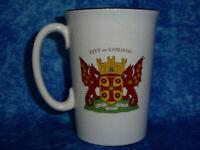 Vintage Malling KING GEORGE VI & ELIZABETH City of Carlisle Coronation Cup 1937
