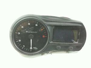 13 Brammo Empulse R Instrument Gauge Dash Cluster Speedometer 65817975