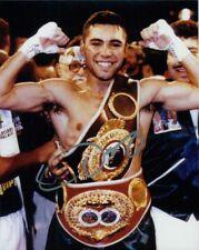 Oscar De La Hoya Photo Signed In Person - Boxer - E315