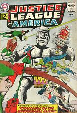 DC COMICS JUSTICE LEAGUE OF AMERICA VOL.1 NO.15 NOV 1962 SUPER-STAR SPECTACULAR