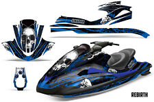 SIKSPAK Yamaha WaveRunner GP 1800 Jet Ski Graphic Kit Wrap Parts 2017 REBIRTH U