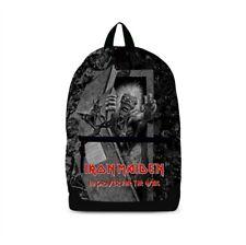 "IRON MAIDEN ""NO PRAYER"" ""Rocksax"" Backpack Rucksack Bag - New"
