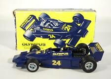 DINKY TOYS Hesketh Formule 1 Racing Car Olympus publicitaires Modèle en O-Box #978