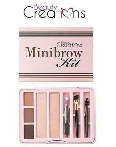 Beauty Creations Eyebrow Kit - Brow Makeup Kit- Powder, Brush, Shadow *NEW*