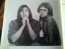 Elton John & Bernie Taupin 1967 Single Page Music Magazine 23x19cm