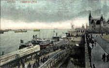 ANVERS Antwerpen Belgien ~1910 CPA Hafen Schiffe Schiff Anlegestelle Ship Ships