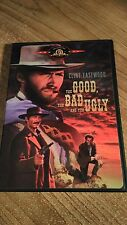 The Good, the Bad and the Ugly (DVD, 1998 ) Clint Eastwood