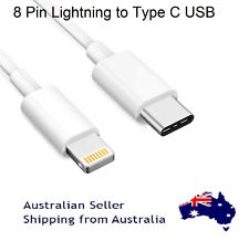 USB 3.1 Type C USB-C to Lightning Data Charger Cable For iPhone 11 Pro Max XS X