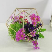 Geometric Shaped Centerpiece Flower Holders Home And Event Table Accessories New