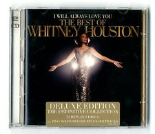 DOUBLE 2 CD ★ WHITNEY HOUSTON - THE BEST OF ★ EDITION DELUXE 32 TITRES