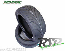 2 x NEW 205 45 16 FEDERAL 595-RSR 87W TRACK ROAD TYRE 205/45/R16 Sheffield
