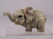 Harmony Kingdom Ball Pot Bellys / Belly 'Peanut' Elephant #Pbzel2 Ret New In Box