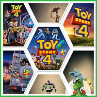 Disney Collect Topps Digital Toy Story 4 - Theatrical Posters set & Award