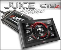 Edge Juice with Attitude CTS2 Diesel Tuner; Duramax 6.6L LB7 2001-2004; 21500