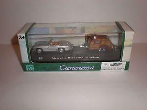 1/72 Cararama Mercedes Benz 300 SL Roadster