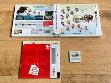 Theatrhythm Final Fantasy Nintendo 3DS en caja y completo en muy buen estado Pal Reino Unido