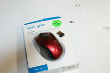 232 Kensington® Pro Fit Mid-Size Wireless Mouse, Ruby Red 085896724223