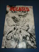 DCeased Dead Planet #2 2nd Print Finch Variant NM Gem