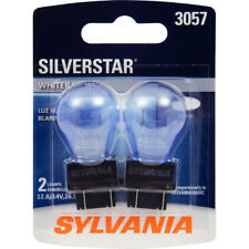 Turn Signal Light Bulb-SilverStar Pack TWIN Rear/Front SYLVANIA 3057ST.BP2