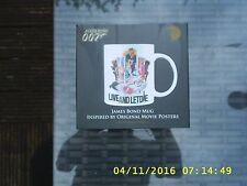 JAMES BOND 50TH ANNIVERSARY MUG - BOXED (B1)