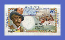GUADELOUPE - 50 FRANCS 1947s - Reproductions - See description!!!