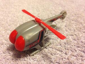 HotWheels Track Surveillance Helicopter