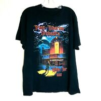 Men's Trans-Siberian Orchestra 2016 Winter Tour Concert T-Shirt Size XL Black