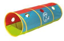 Pop Up tunnel d'éveil pour Intérieur Extérieur Enfants Active Jardin Jouer plis de conservation