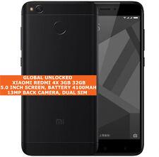 Xiaomi Redmi 4X 3gb 32gb Octa Core 13mp Caméra GPS Android 6.0 4g LTE Smartphone