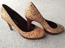 Jane Shilton snakeskin court shoes size 6 / 39 BNWOB