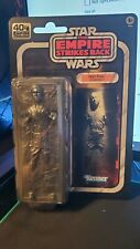 Star Wars Black Series Han Solo Carbonite NIB Empire Strikes Back 40th Anniversa