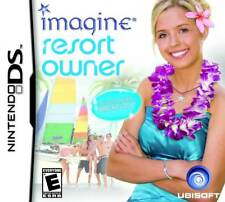 Imagine Holiday Resort Owner SIM DS/Lite/DSi*/XL/3DS NEW