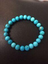 natural blue turquoise feroza fairooz braceletفيروز اصلي درجه أولى