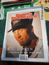 2002 Cal Ripken Jr Orioles  Sports Illustrated Presents Newsstand no label nm s1