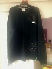 Designer King Apparel Reign Supreme Black Jumper Menswear Size Medium