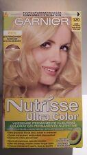 Coloration Nutrisse Ultra Color 120 Blond Naturel Ultra Clair De Garnier