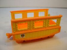 DINOSAUR TRAIN - TRAIN CAR #1 - SINGLE DINOSAUR PLASTIC TRAIN CAR