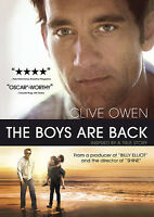 The Boys Are Back (DVD, 2010, Canadian)