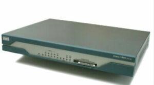 CISCO 1812/K9 8-Port Integrated VPN Router DRAM 256Mb AdvEnterp ios-15.1 1811/k9