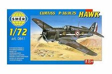 SMER 0841 1/72 Curtiss P-36/H-75 Hawk
