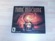 time machine & lost horizon 2 (steelbook edition ) new&sealed